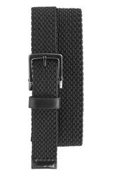 Men's Nike Stretch Woven Belt Black