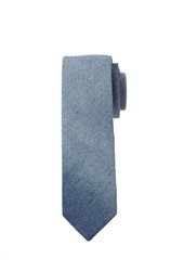 Forever 21 Ombre Neck Tie Blue