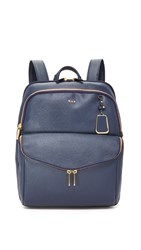 Tumi Harlow Backpack Moroccan Blue