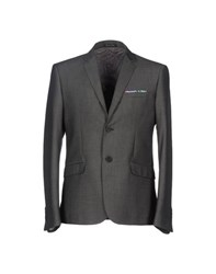 Roberto Pepe Suits And Jackets Blazers Men Grey