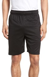 Majestic International Men's Work Out Lounge Shorts Black