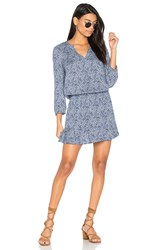 Soft Joie Curi Dress Blue