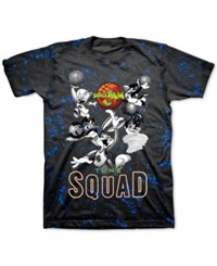 Freeze 24 7 Looney Tunes Squad Graphic T Shirt Black
