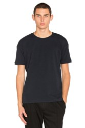 Scotch And Soda Short Sleeve Tee Navy