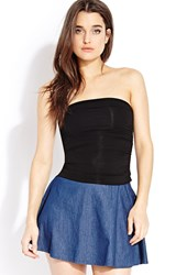 Forever 21 Must Have Ruched Tube Top