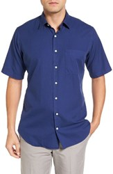 Peter Millar Men's Seaside Washed Sport Shirt