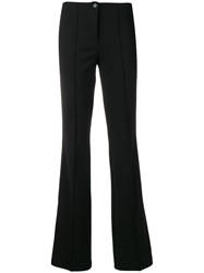 Cambio Flared Trousers Black
