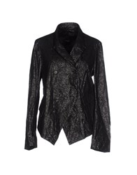 Plein Sud Jeans Plein Sud Suits And Jackets Blazers Women Black
