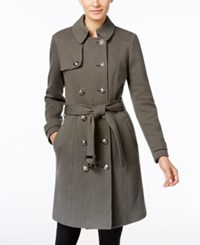 Inc International Concepts Military Trench Coat Only At Macy's Dusty Pine