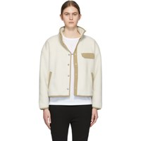 The North Face Off White Cragmont Jacket
