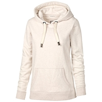 Fat Face Original Printed Hoodie Ivory