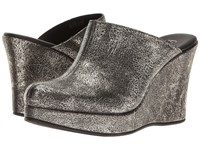 Cordani Augustine Pewter Women's Wedge Shoes