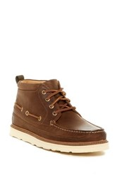 Sperry Gold Moc Chukka Boot Brown