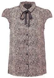 Teddy Smith Cloee Blouse Brown