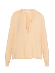 Lemaire Open Front Cashmere Cardigan
