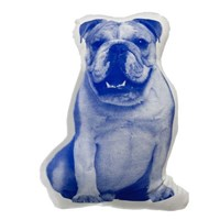 Areaware English Bulldog Mini Cushion
