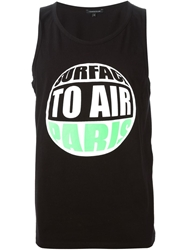 Surface To Air Print Tank Top