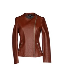 Adele Fado Jackets Brown