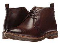 Base London Morris Dark Brown Men's Lace Up Boots