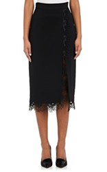 A.L.C. Women's Holland Crepe Midi Skirt Black