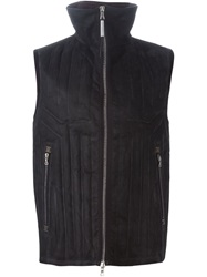 Isaac Sellam Experience 'Endothermique' Gilet Black