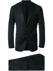 Boss Hugo Boss Slim Fit Suit Black