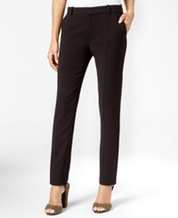 Rachel Roy Ingrid Slim Leg Pants Black