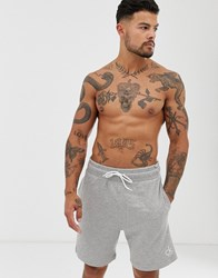Calvin Klein Double Lounge Shorts Grey