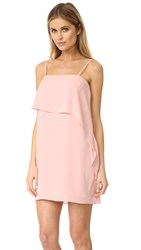 Amanda Uprichard Jenna Dress Dusty Rose
