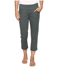 Jag Jeans Marion Crop In Bay Twill Soapstone Women's Beige