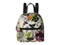 Sakroots Mini Crossbody Backpack Optic Peace Backpack Bags Multi