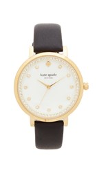 Kate Spade Monterey Watch Gold