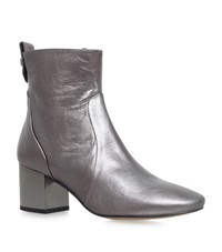 Carvela Kurt Geiger Strudel Ankle Boots Female Grey