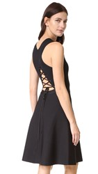 A.L.C. Este Dress Black