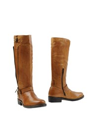 Pepe Jeans Footwear Boots Women Brown
