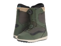 Vans Encore '17 Rifle Green Black Men's Cold Weather Boots Olive