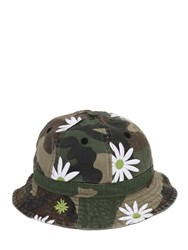 New Era Military Flower Explorer Bucket Hat Multicolor