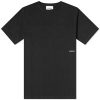 Soulland Logic Coffey Logo Tee Black