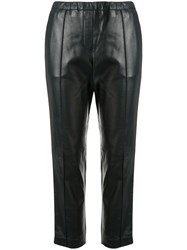 Yves Salomon Cropped Trousers 60