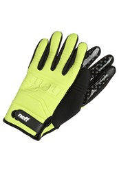 Neff Daily Gloves Lime Yellow