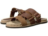 Michael Bastian Gray Label Babson Buckle Slide Snuff Men's Sandals Brown