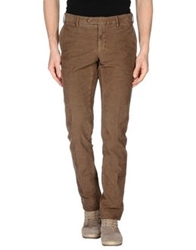 Andrea Morando Casual Pants Brown