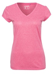 Icepeak Leigh Sports Shirt Hot Pink Mottled Rose