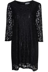 Alice And You Lace Swing Dress Black