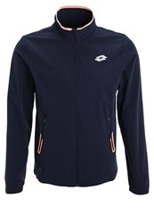 Lotto Dragon Tracksuit Top Navy Blue