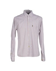 Pretty Green Shirts Shirts Men Maroon
