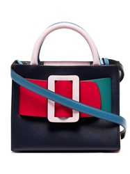 Boyy Multi Coloured Bobby 23 Leather Tote Multicolour
