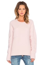 One Teaspoon Pure Wool Sweater Pink