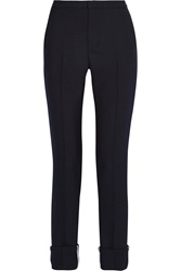 Toteme Narbonne Twill Straight Leg Pants