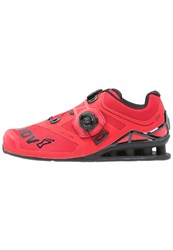 Inov 8 Inov8 Fastlift 370 Boa Sports Shoes Red Black